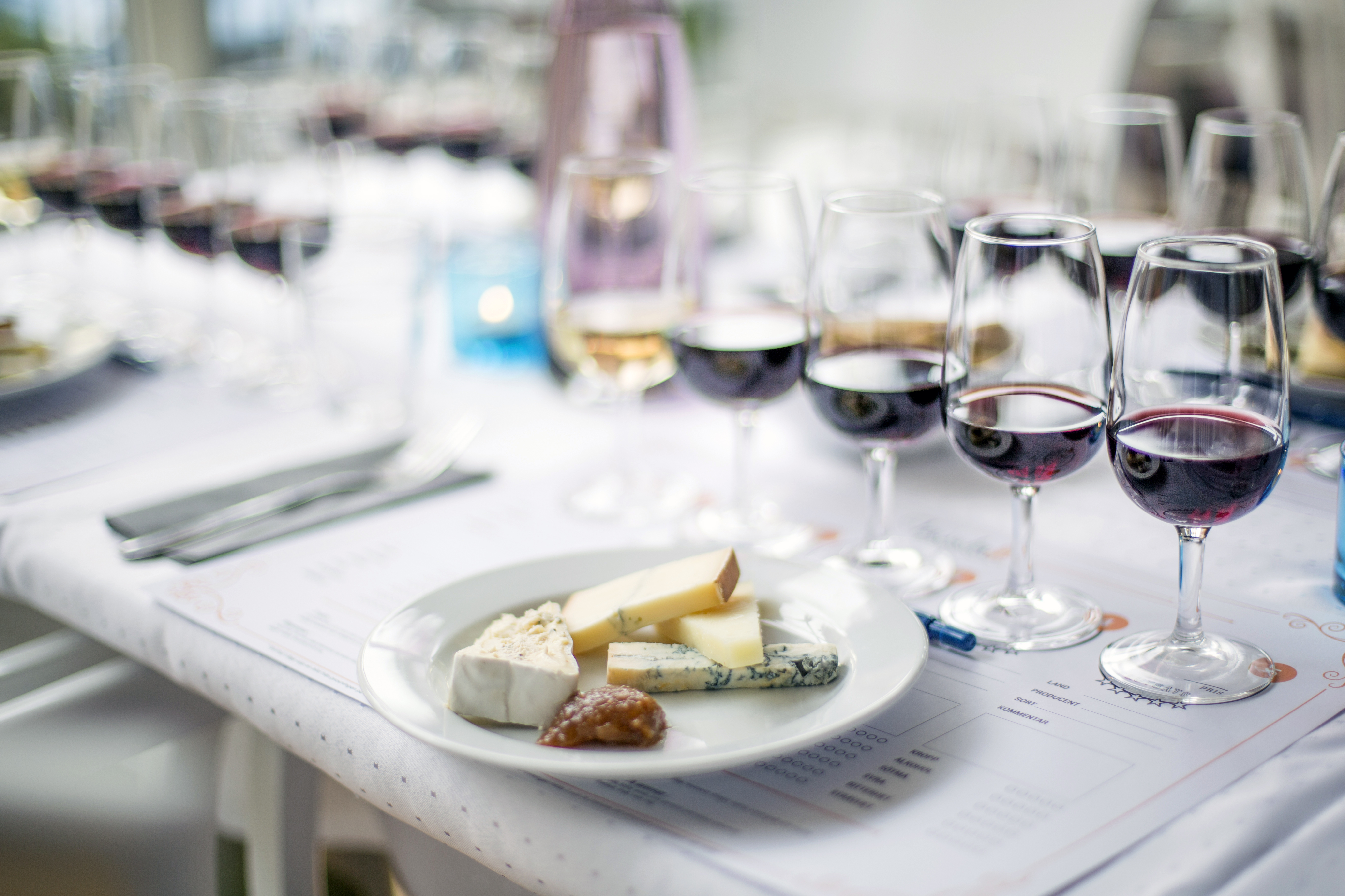 Stockholm - Swedish Cheese and Wine Tasting