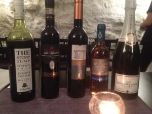 vinprovning i Stockholm