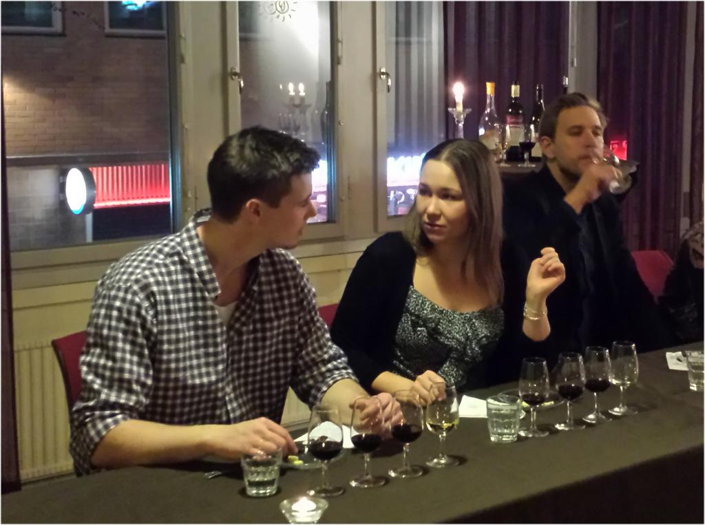 Choklad och vinprovning Uppsala 10