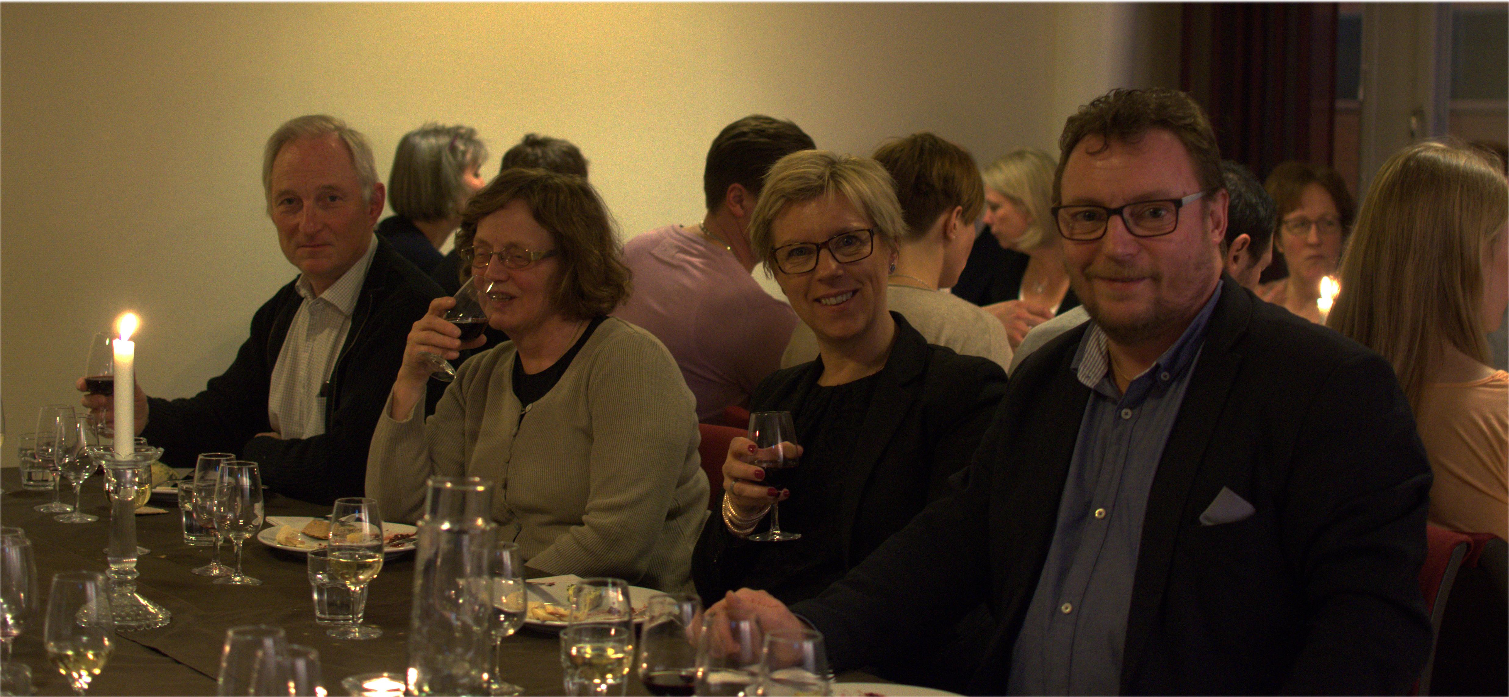 Ost och vinprovning Uppsala 2