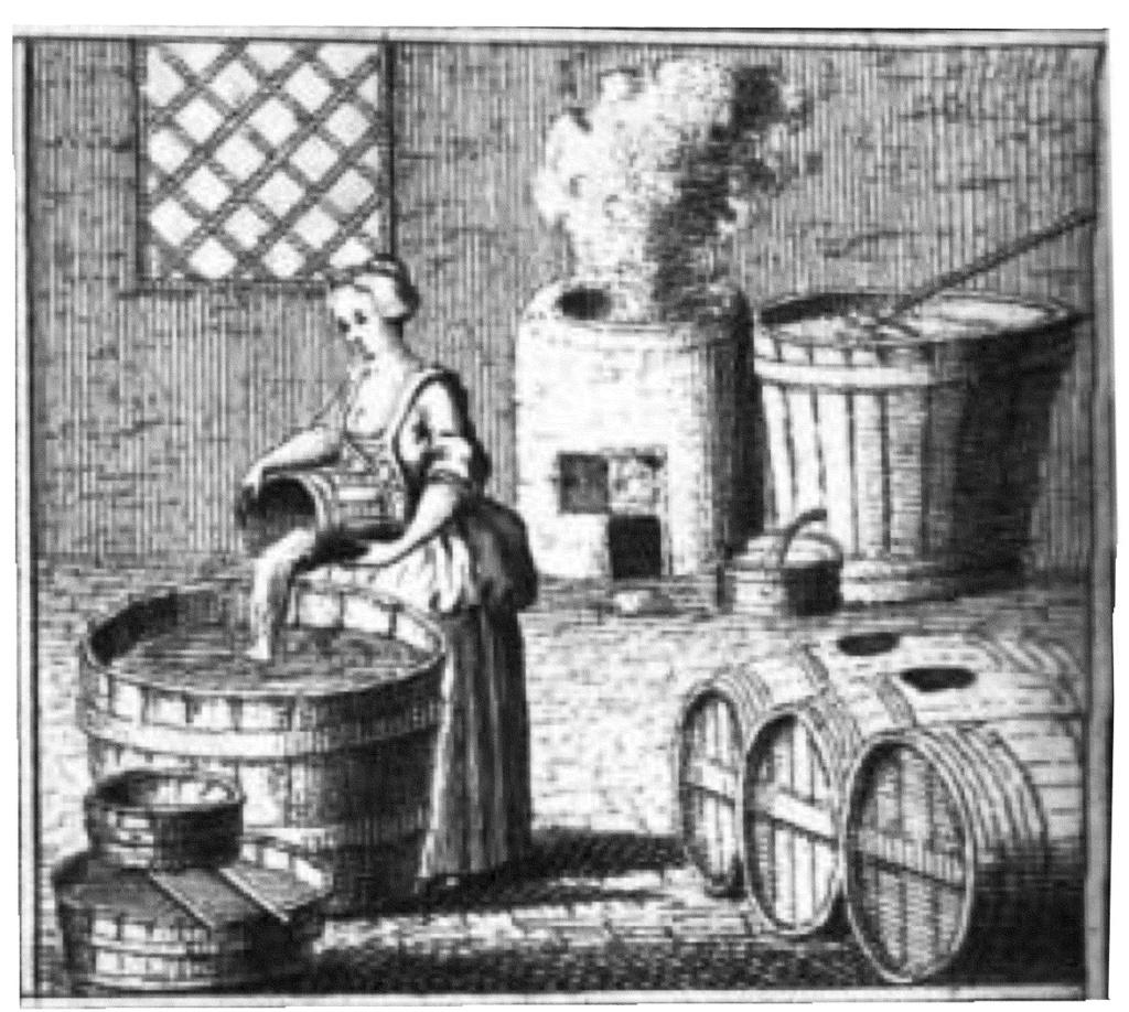 öl under medeltiden