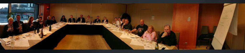 Ost och vinprovning i Stockholm Sheraton