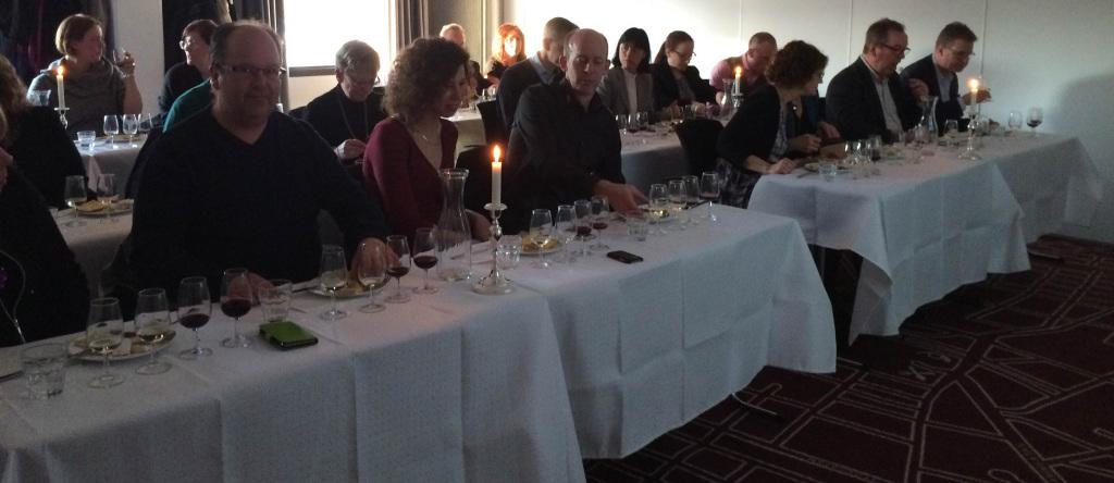 Ost och vinprovning i Västerås 1