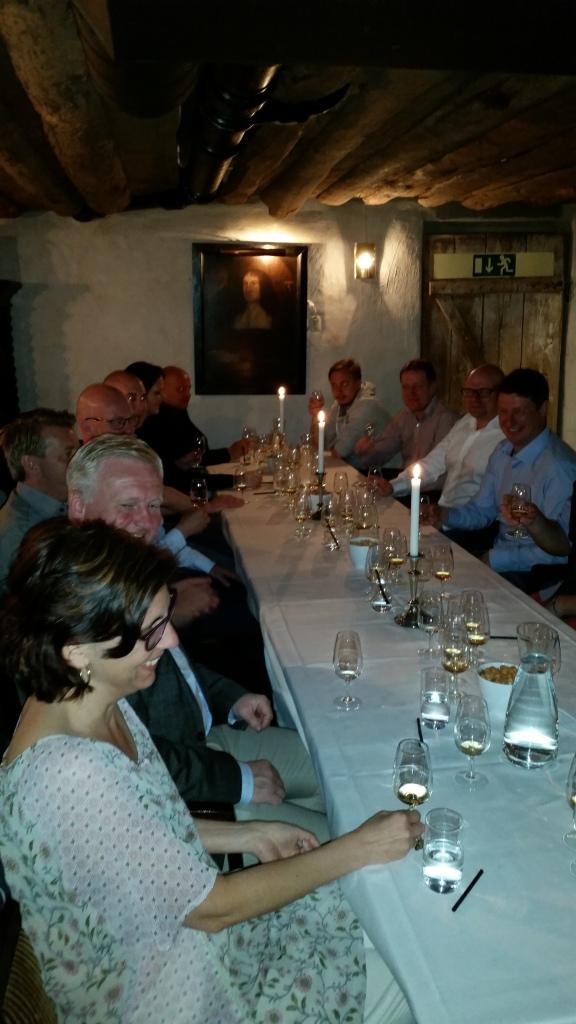 Whiskyprovning i Örebro