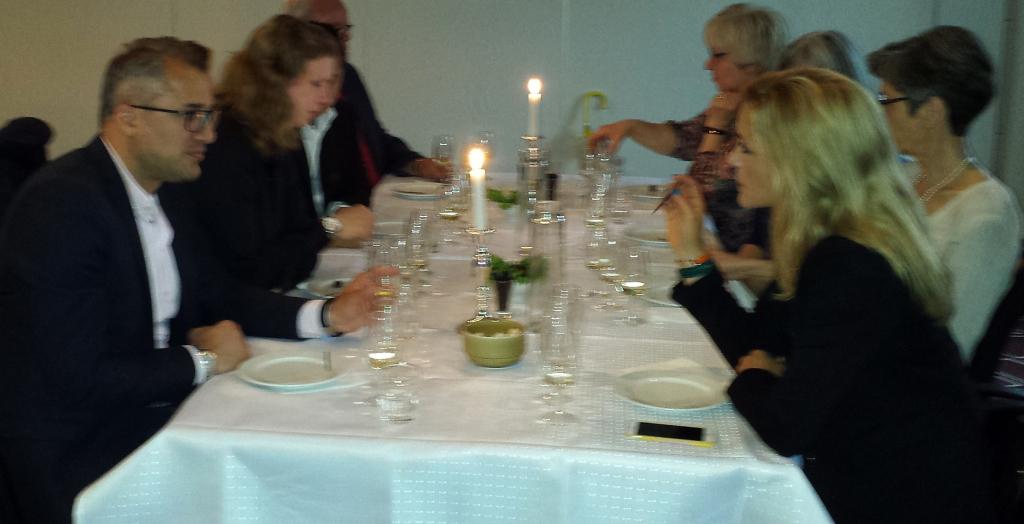 Champagneprovning i Västerås 3