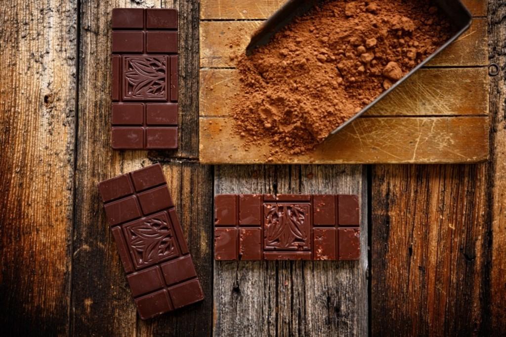 choklad produktion 2