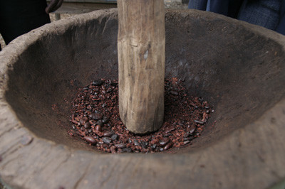 malda choklad bönor 1
