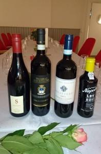 De fyra vinerna