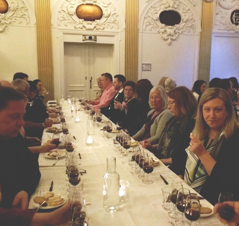 vinprovning gävle elite hotell